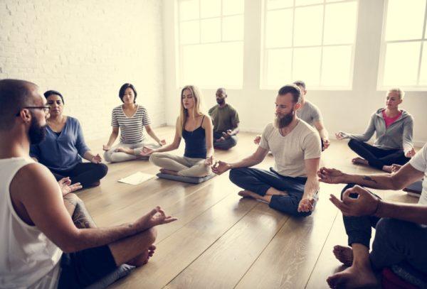 Individual Meditation Instruction with Lou Guadagnino